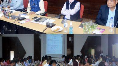 Photo of जगदलपुर : अंकेक्षण, निरीक्षण एवं लेखा संधारण के लिए किया गया एक दिवसीय प्रशिक्षण कार्यशाला