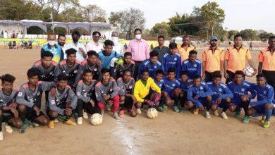 Photo of सूरजपुर : कोल कप फुटबाल टुर्नामेंन्ट 2021 खेल परिसर जरही में उदघाटन समारोह