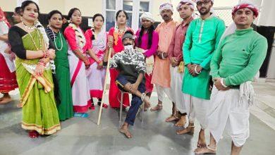 Photo of सूरजपुर : राष्ट्रीय केम्प में छत्तीसगढ़ का कल्चरर प्रोग्राम रहा अव्वल।