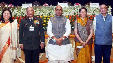 Photo of रक्षा मंत्री ने 62 छावनी बोर्डों के निवासियों को ऑनलाइन नागरिक सेवाएं प्रदान करने वाला ई-छावनी पोर्टल एवं मोबाइल एप लॉन्च किया