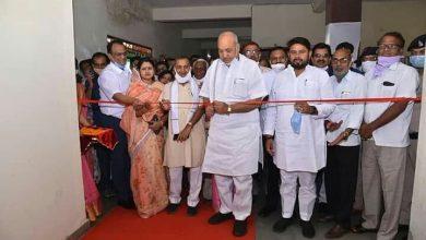 Photo of रायपुर : कृषिमंत्री ने बेमेतरा में किया डेयरी पॉलिटेक्निक का शुभारंभ : प्रथम बैच में 11 छात्र-छात्राओं ने लिया प्रवेश