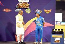 Photo of रायपुर : शानदार आतिशबाजी के बीच भूपेश बघेल ने रोड सेफ्टी क्रिकेट वर्ल्ड सीरीज का किया शुभारंभ