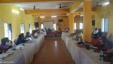 Photo of कोरबा: शासकीय दस्तावेजों में प्रतिबंधित शब्द का उपयोग कर फंसी महिला बाल विकास पाली परियोजना की अधिकारी, थाने में दी गई लिखित शिकायत पर जांच जारी..