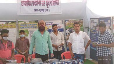 Photo of सूरजपुर : जिले अंतर्गत विकासखंड सूरजपुर ग्राम केतका में छायाचित्र प्रदर्शनी सह सूचना शिविर का किया गया आयोजन।