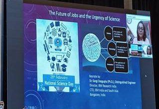 Photo of भारत : लोगों, रोजगार तथा अर्थव्यवस्था को सुरक्षित रखने के लिए प्रत्येक क्षेत्र में विज्ञान और टेक्नोलॉजी का उपयोग