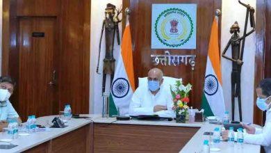 Photo of छत्तीसगढ़ में कोरोना: मुख्यमंत्री भूपेश बघेल कल करेंगे बड़ी बैठक, सभी महापौर और नगर निगम आयुक्त होंगे शामिल।