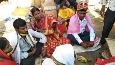 Photo of मातम के बीच हुई शादी, पिता के मौत के दिन ही हुई बेटी की शादी, फिर निकली पिता की अर्थी